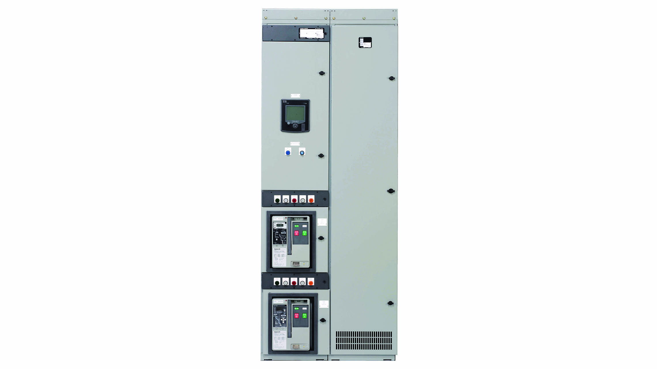 Front access Magnum DS low voltage switchgear