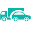 vehicle-truck-car-teal-icon